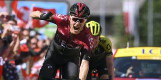 Dylan van Baarle de beste in slotrit Dauphiné, eindzege Jakob Fuglsang