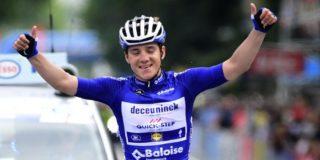 Deceuninck-Quick-Step met Evenepoel en Gilbert naar Adriatica Ionica Race