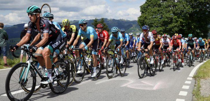 Volg hier de derde etappe van de Ronde van Zwitserland 2019