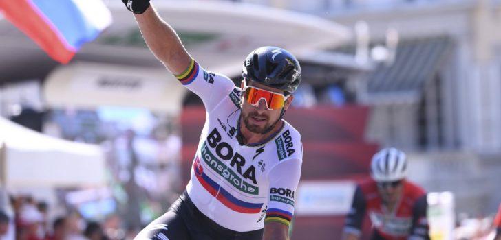 Peter Sagan slaat dubbelslag in Ronde van Zwitserland