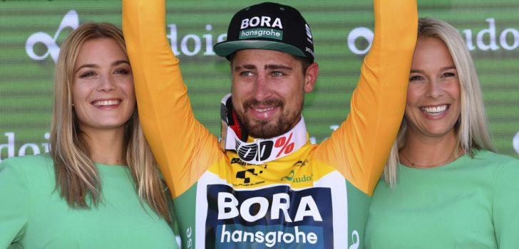 """Sagan na zeventiende ritzege in Zwitserland: """"Het was hectisch"""""""