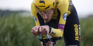 Jos van Emden blijft ploegmaats voor in proloog ZLM Tour