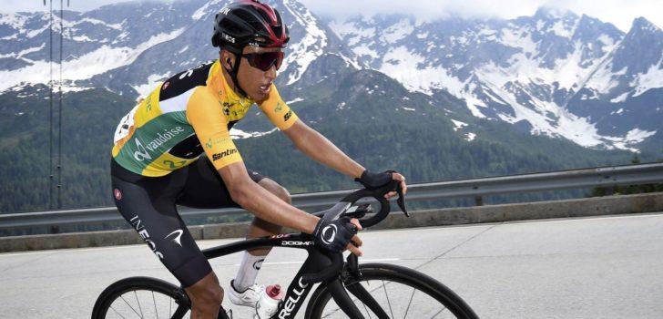 """Egan Bernal: """"Nog niet bezig met het winnen van de Tour"""""""