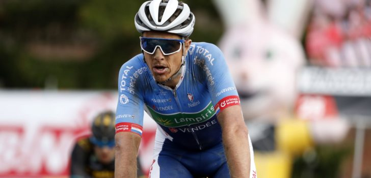 Niki Terpstra nieuwe leider in Bingoal Cycling Cup