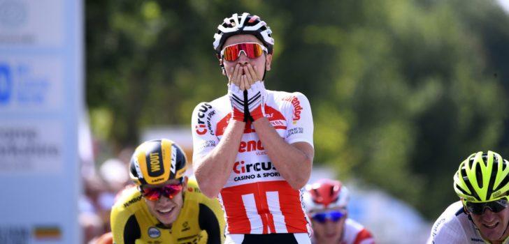 Tim Merlier sprint naar Belgische titel wielrennen