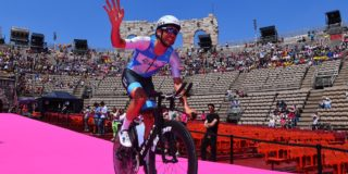 Cimolai blijft twee jaar langer bij Israel Cycling Academy