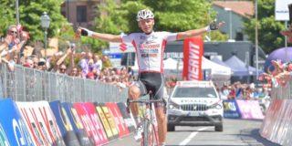 Solozege Mazzucco in Strade Bianche-etappe Giro U23
