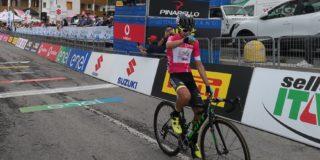 Andres Camilo Ardila klasse apart in vijfde etappe Giro d'Italia U23