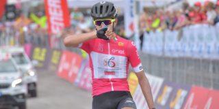 Knieblessure houdt Baby Giro-winnaar Ardila uit Tour de l'Avenir