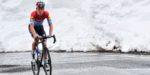 """Zelfkritische Jungels: """"Ik was gewoon niet klaar voor de Giro"""""""