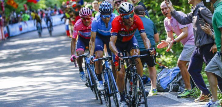 """Nibali over de Tour: """"Voor etappes en wellicht de bolletjestrui"""""""