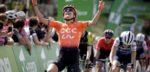 Marianne Vos sprint naar zege en leiderstrui in OVO Energy Women's Tour