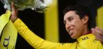 Tour 2019: Bernal neemt geel over na neutralisatie door noodweer
