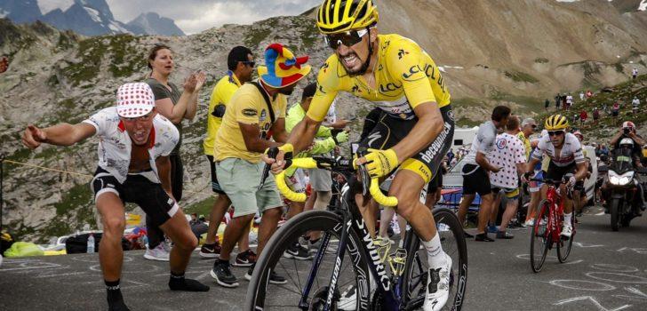 Alaphilippe wint Vélo d'Or, Van der Poel vierde