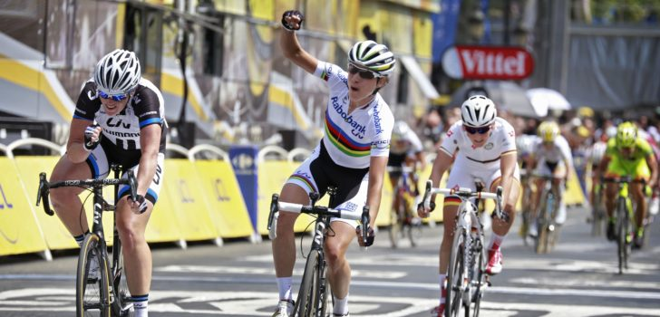La Course keert terug naar Champs-Élysées