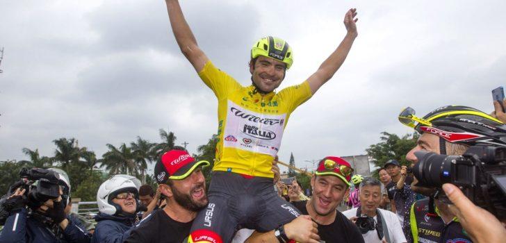Trek-Segafredo haalt Jacopo Mosca bij selectie na blessuregolf