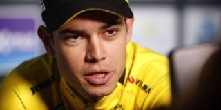 """Zeeman over Tourdeelname Van Aert: """"Kans is groot dat hij start"""""""