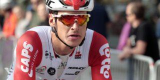 'Lawrence Naesen herenigd met broer Oliver bij AG2R La Mondiale'