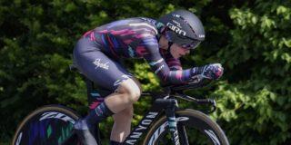 Klein blijft Van Dijk en Pieters voor in proloog BeNe Ladies Tour