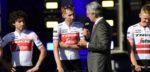 Tour 2019: Ploeg Jasper Stuyven in een aangepast wit tenue