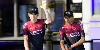 Nieuwe – en grote – uitdaging voor Team Ineos in slotweek