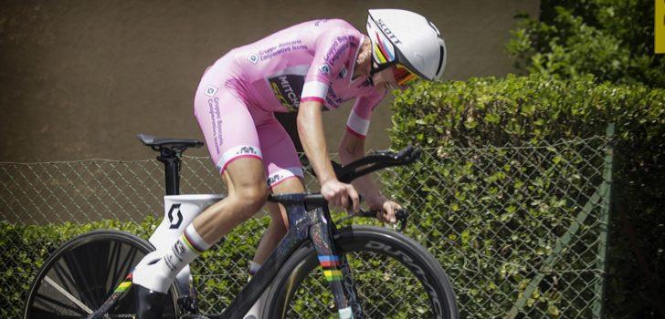 Annemiek van Vleuten ook oppermachtig tegen de klok in Giro Rosa