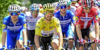 Tour 2019: Alaphilippe hoopt geel tot in Pau vast te houden