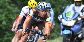 """Vierde plek Oliver Naesen: """"We wilden een Belg laten winnen"""""""