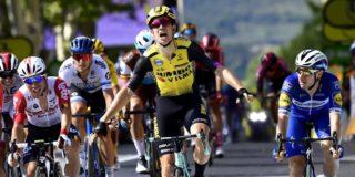 Zegeteller: Deceuninck-Quick-Step al bijna op vijftig overwinningen