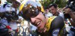 """Steven Kruijswijk klimt naar derde plek: """"Al met al een goede tijdrit"""""""