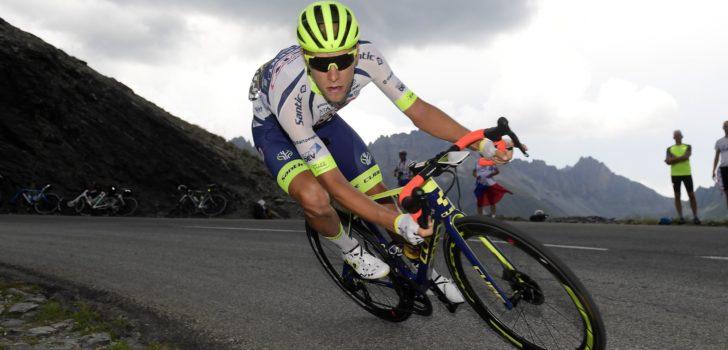 Circus-Wanty Gobert grijpt naast wildcard Tour de France