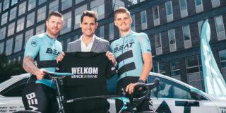 Ploeg van Nicky Degrendele krijgt BinckBank als hoofdpartner