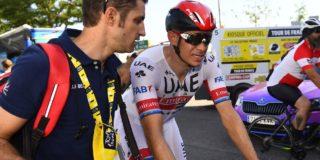 """Runner-up Kristoff: """"Viviani was net dat tikkeltje sterker"""""""