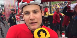 """Tim Wellens mist bolletjestrui: """"Maar ik ben fier op mijn Tour de France"""""""