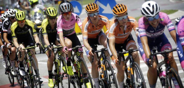 Giro Rosa schrapt Passo Gavia vanwege lawinegevaar