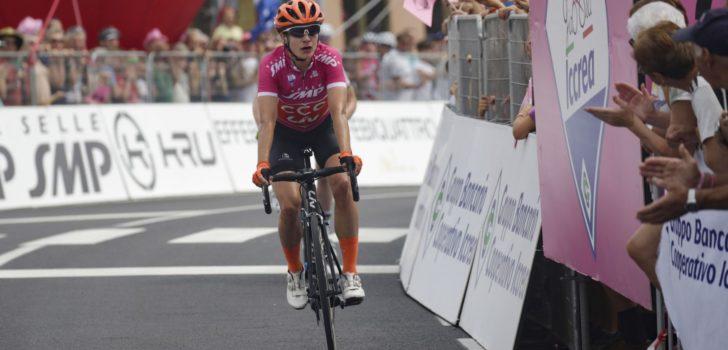 Vos boekt derde ritzege in Giro Rosa, Van Vleuten blijft