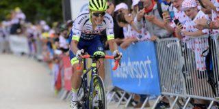 """Xandro Meurisse maakt indruk: """"Heel plezant om zo rond te fietsen"""""""