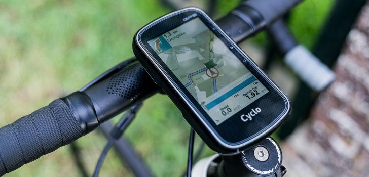 Mio 605 HC fietscomputer: Compleet pakket voor de veeleisende fietser