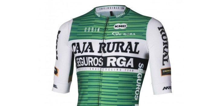 Vuelta 2019: Speciaal tenue voor Caja Rural-Seguros RGA