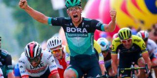 Ackermann verdedigt titel in GP Fourmies met succes, Philipsen tweede