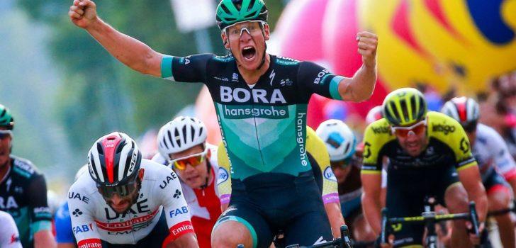 Pascal Ackermann niet naar Tour, focus op Giro-Vuelta
