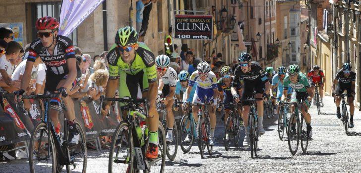 Volg hier de eerste etappe in de Ronde van Burgos