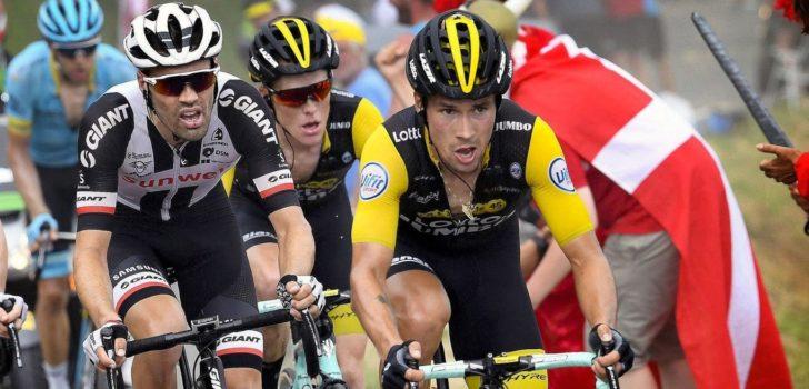 Jumbo-Visma neemt volgende week besluit over verdeling Giro en Tour