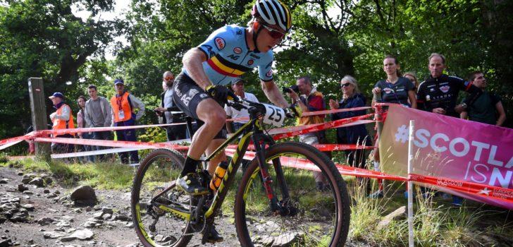 Zeven Belgen naar WK mountainbike in Mont-Sainte-Anne
