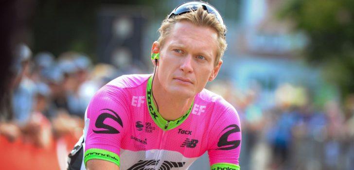 Matti Breschel hangt fiets aan de haak na dit seizoen