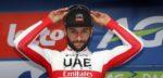 Vuelta 2019: UAE Emirates met Gaviria, Aru en Pogacar