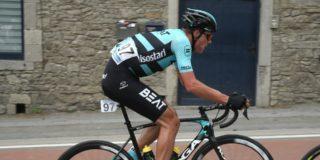 BEAT Cycling Club wint ploegentijdrit Kreiz Breizh, Seye eerste leider