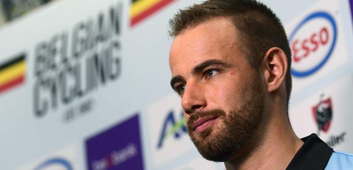 """Victor Campenaerts: """"Heropbouw richting WK verloopt voorspoedig"""""""