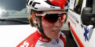 Julie Van De Velde klopt Sofie de Vuyst in GP Sofie De Vuyst