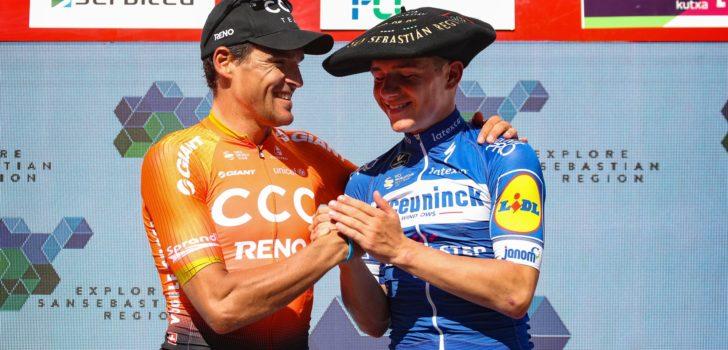 """Van Avermaet ambitieus voor BinckBank Tour: """"Nog steeds sterke benen"""""""